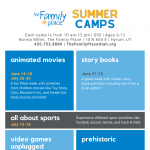 Summer Camps at The Family Place
