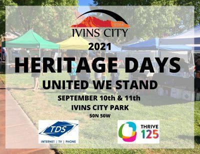 Ivins City Heritage Days