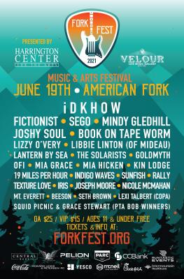 Fork Fest 2021: Music & Arts Festival