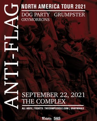 Anti-Flag at The Complex