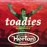 Toadies w Reverend Horton Heat at The Complex