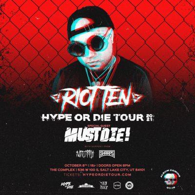 Riot Ten at The Complex
