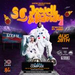 Jowell y Randy at The Complex