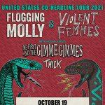 Flogging Molly & Violent Femmes at The Complex