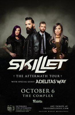 Skillet at The Complex