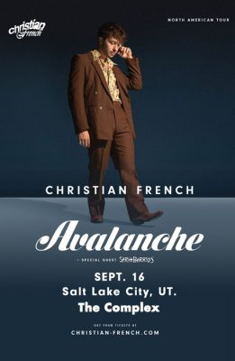 Christian French at The Complex