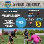 PG Strawberry Days Spikeball Tournament