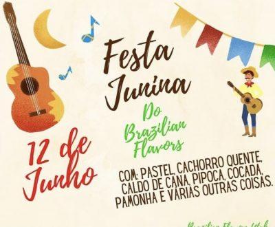 Brazilian Festa Junina (June Party) - Supported by Viva Brazil Cultural Center (Summer Edition)