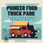 Pioneer Park Food Truck