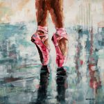 Of Dance New Artwork by Stephanie Hock, Marketa Sivek and Carole Wade