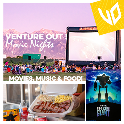 Venture Out! Movie Night