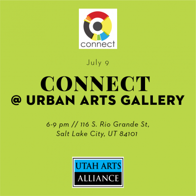 Connect at Urban Arts Gallery