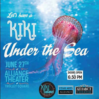 Kiki Under the Sea