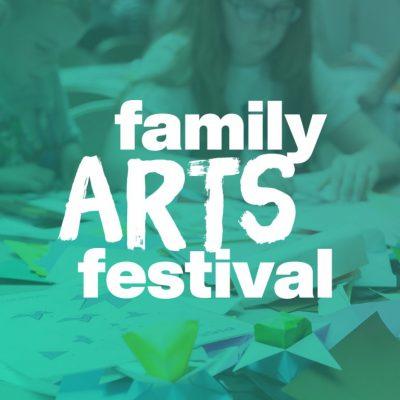 Family Arts Festival: Art Staycation Week 1 - Crea...