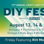 13th Annual Craft Lake City DIY Festival