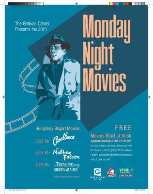 2021 Monday Night Movies