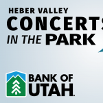 Heber Valley Concerts in the Park Series 2021