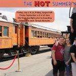 2021 Hot Summer Night Train