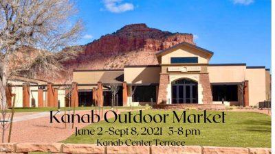 Kanab Outdoor Market 2021