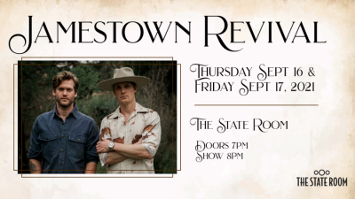 Jamestown Revival - Night 1!