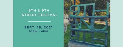 The 9th & 9th Street Festival 2021