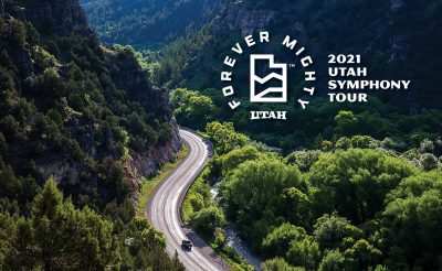 2021 Forever Mighty Tour: Utah Symphony in Cache V...