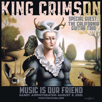 King Crimson | With Special Guests: The California Guitar Trio