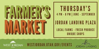 West Jordan Farmers Market 2021