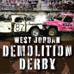 2021 West Jordan Demolition Derby