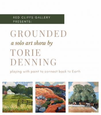 Red Cliff Gallery: Torie Denning artist reception