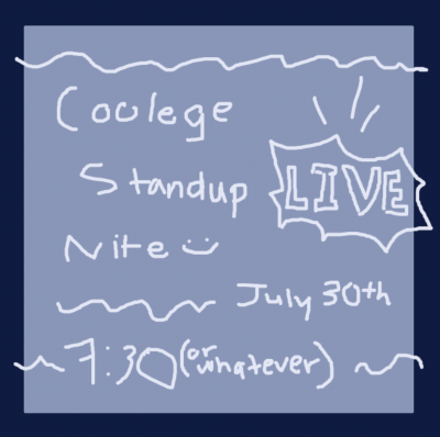College Stand-Up Night