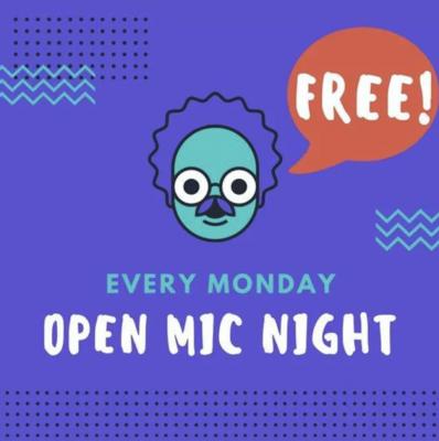Open Mic Pre-Sale