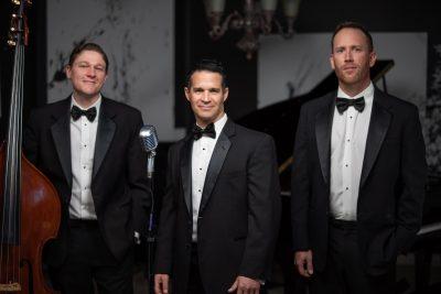 The Gabe Redondo Trio .