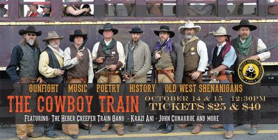 The Cowboy Train 2021