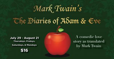 Mark Twain's The Diaries of Adam & Eve