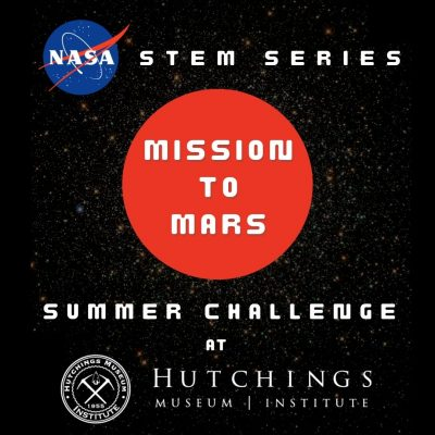 NASA STEM Series: Mission to Mars Summer Challenge