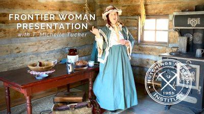 Frontier Woman Presentation