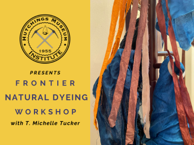 Frontier Natural Dyeing Workshop