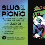 SLUG Picnic: No Shooting Friends, Joseph, The Anchorage and Decent Animals