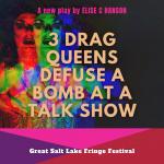 3 Drag Queens Defuse a Bomb at a Talk Show