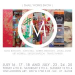 ONE Modern Art Small Works Group Exhibition