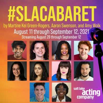 #SLACabaret by Martine Kei Green-Rogers, Aaron Swenson, and Amy Wolk
