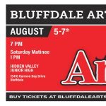 Bluffdale Arts presents the Broadway musical ANNIE