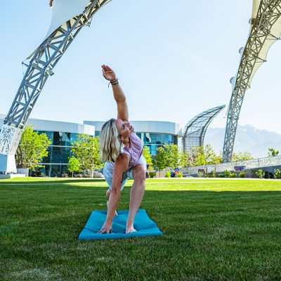 SEArenity Yoga on the Plaza