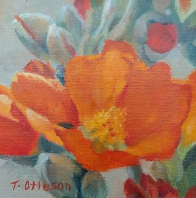Tiny Flower Workshop with Theresa Otteson