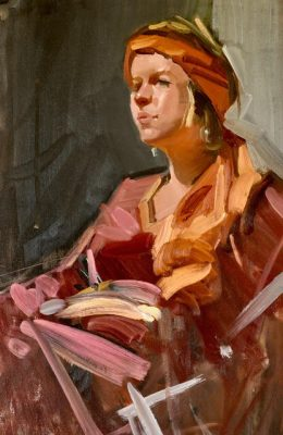 Painting the Figurative Subject with Robert Lemler...