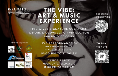 The Vibe: An Art & Music Experience