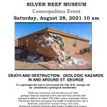 GEOLOGIC HAZARDS-In and around St George, UT