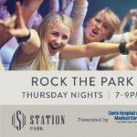 Rock the Park Concert Series