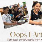 Oops I Arted Homeschool - Fall 2021